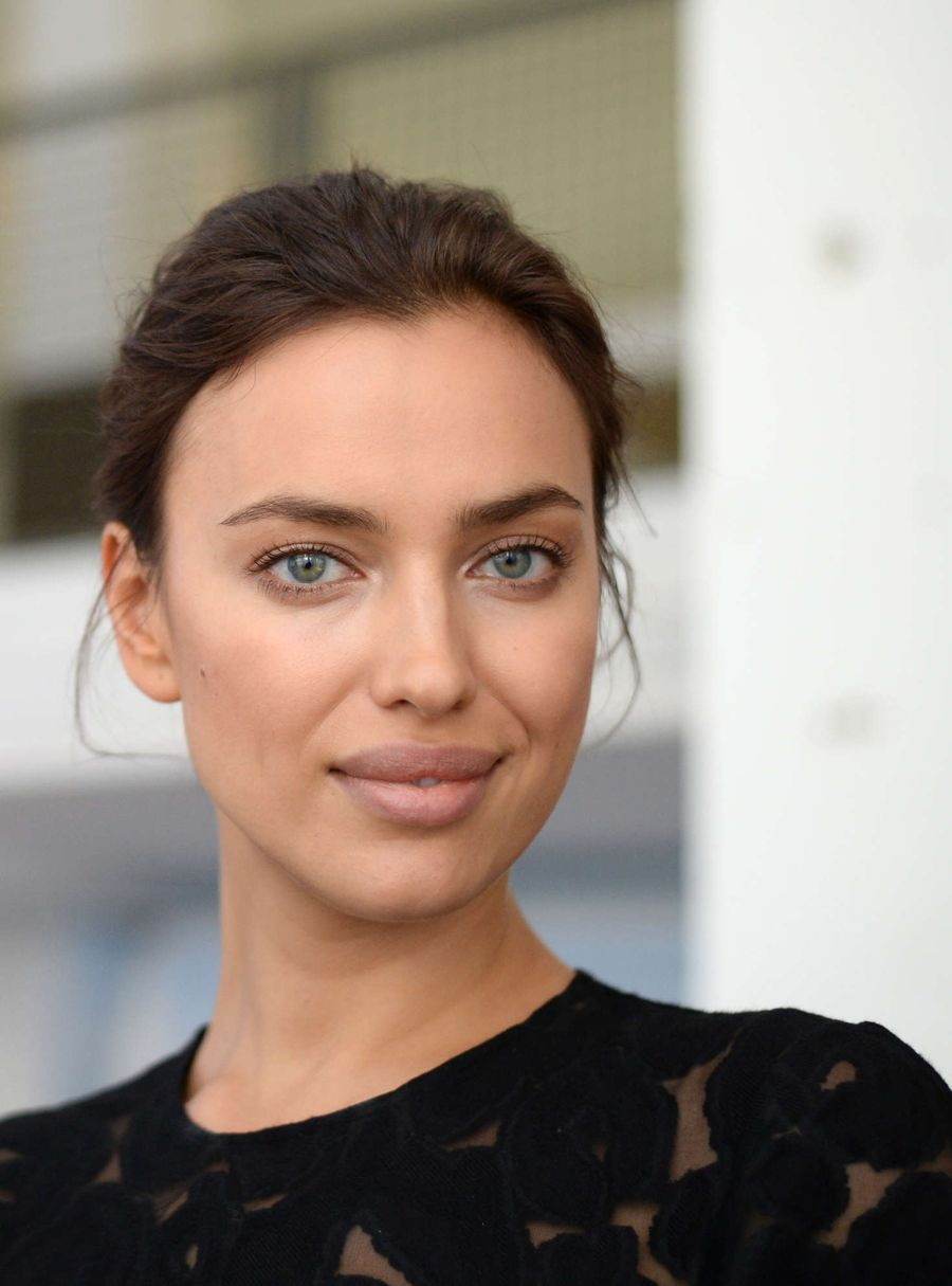 Irina Shayk - Photocall for Wrigley's in Berlin