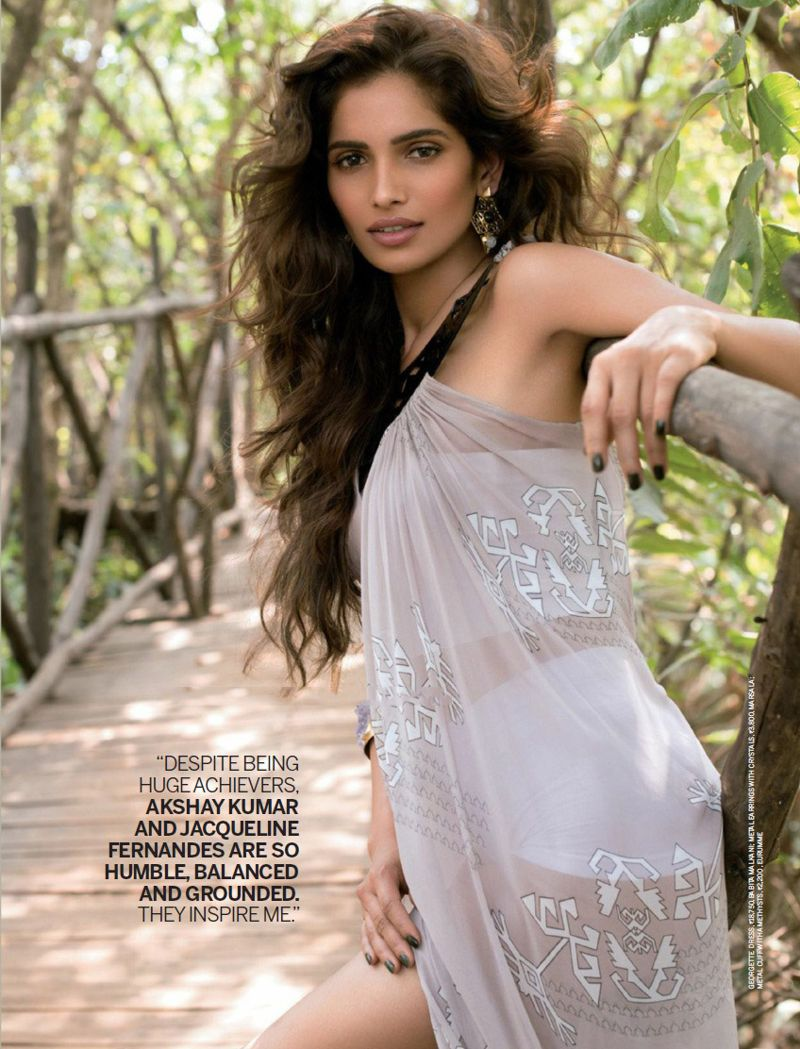 Vartika Singh on Femina Magazine May 2016 Issue