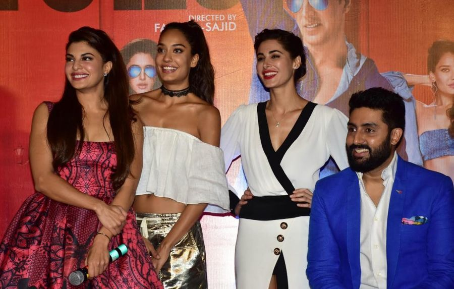 'Housefull 3' Cast Enjoys at the Film's Trailer Launch