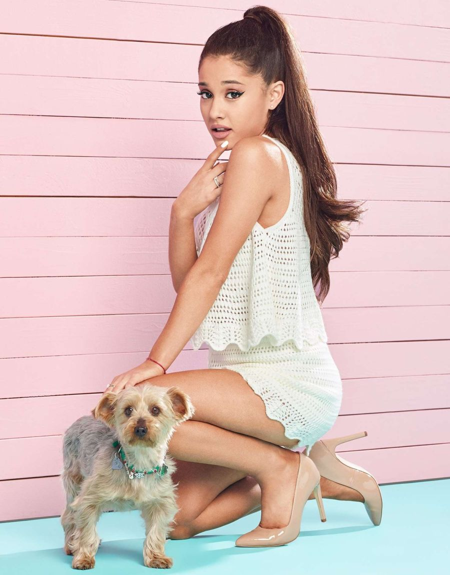 Ariana Grande by Jones Crow Lipsy Summer Collection
