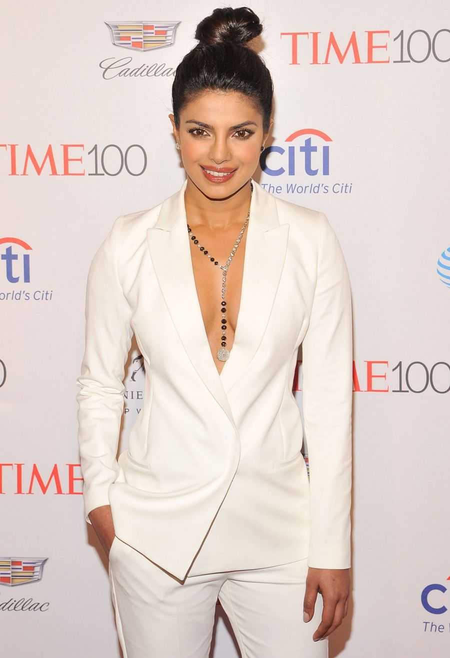 Priyanka Chopra – 2016 Time 100 Gala in New York