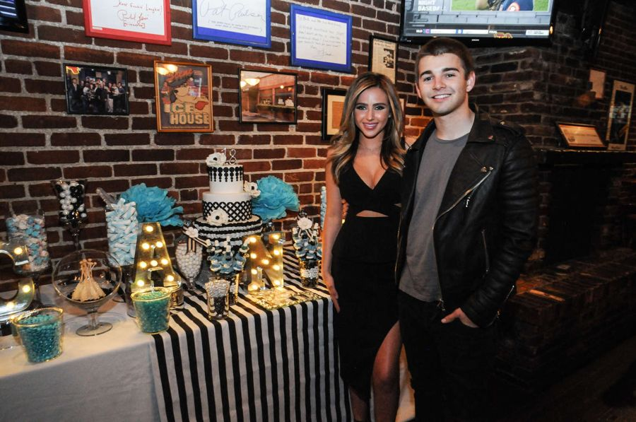 Ryan Newman - Celebrates Her 18th Birthday in Pasadena