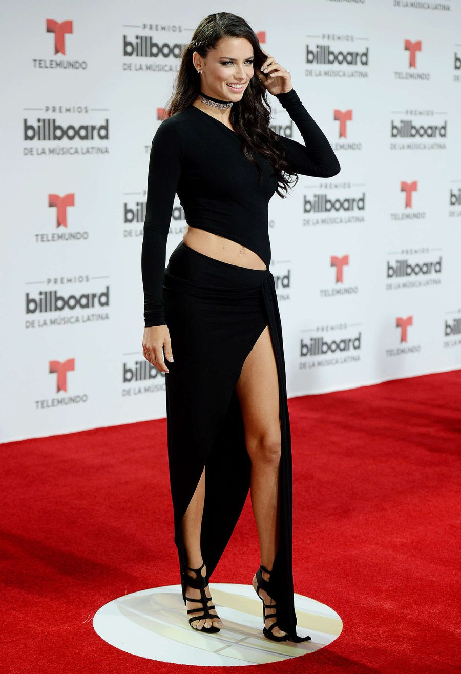 Adriana Lima - Billboard Latin Music Awards 2016 in Miami