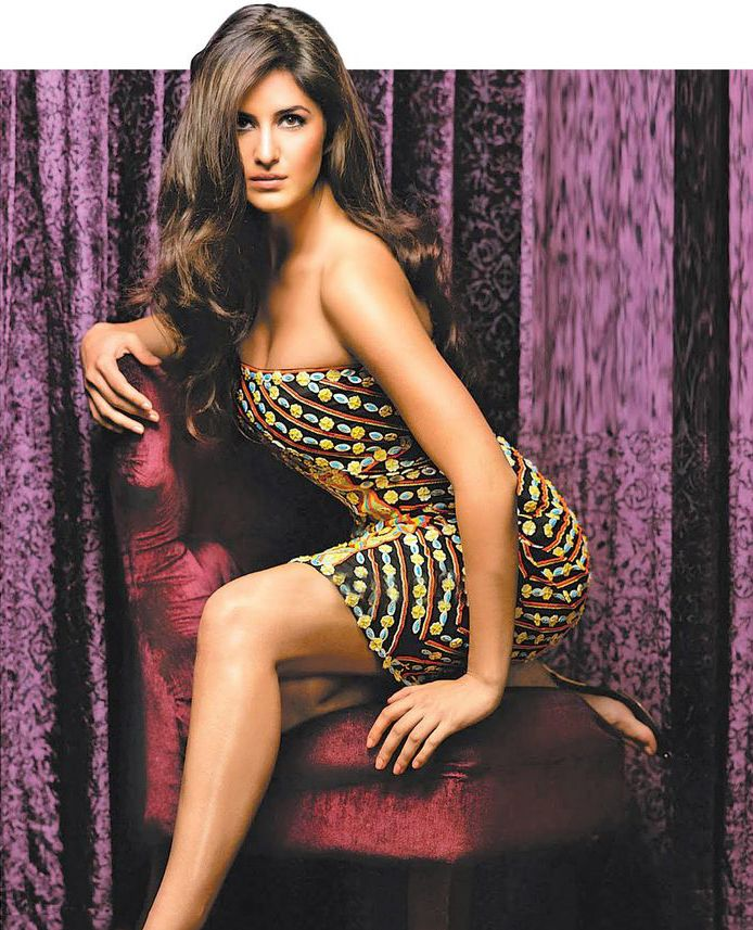 Katrina Kaif Pledges to Stick to the Seat