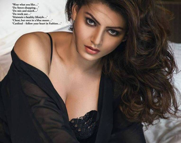 Urvashi Rautela shines on cover of GR8 Magazine