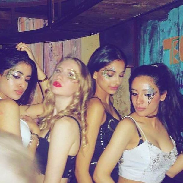 Navya Nanda and her Friends Stun Everyone