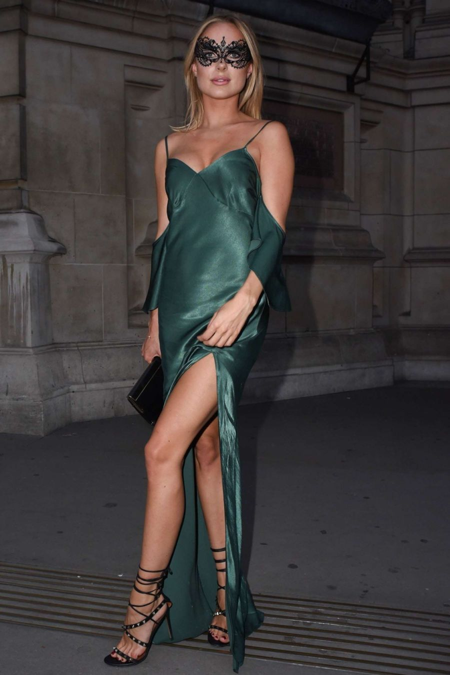 Kimberley Garner - Revlon Choose Love Masquerade Ball