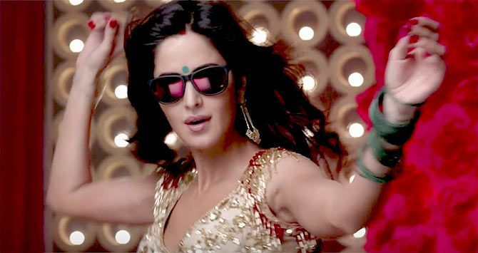 Kat, Alia or Sonakshi? Who wears the Kala Chashma best?
