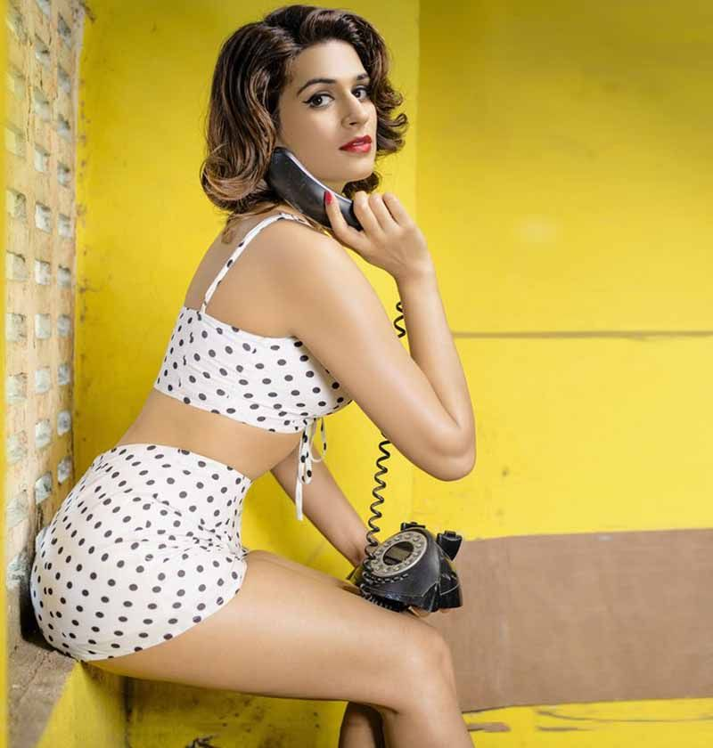 Shraddha Das Bold Shots for Magazines