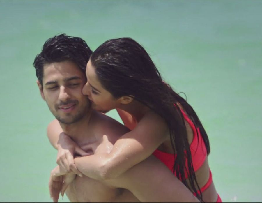 Katrina Kaif's Honeymoon with Siddharta Malhotra