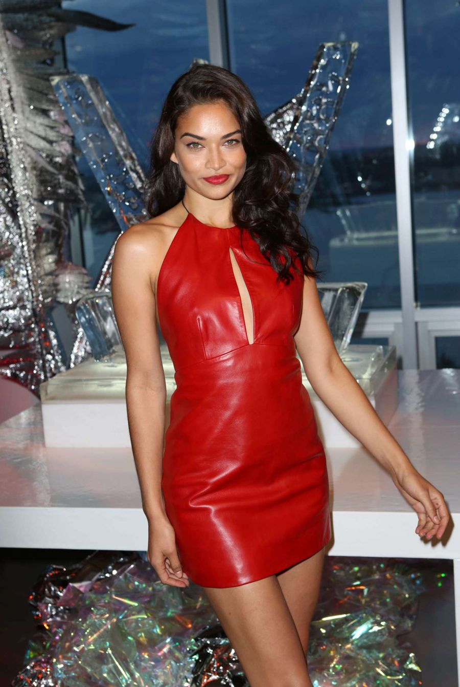 Shanina Shaik - Celebrate The Opening Of W Dubai Party