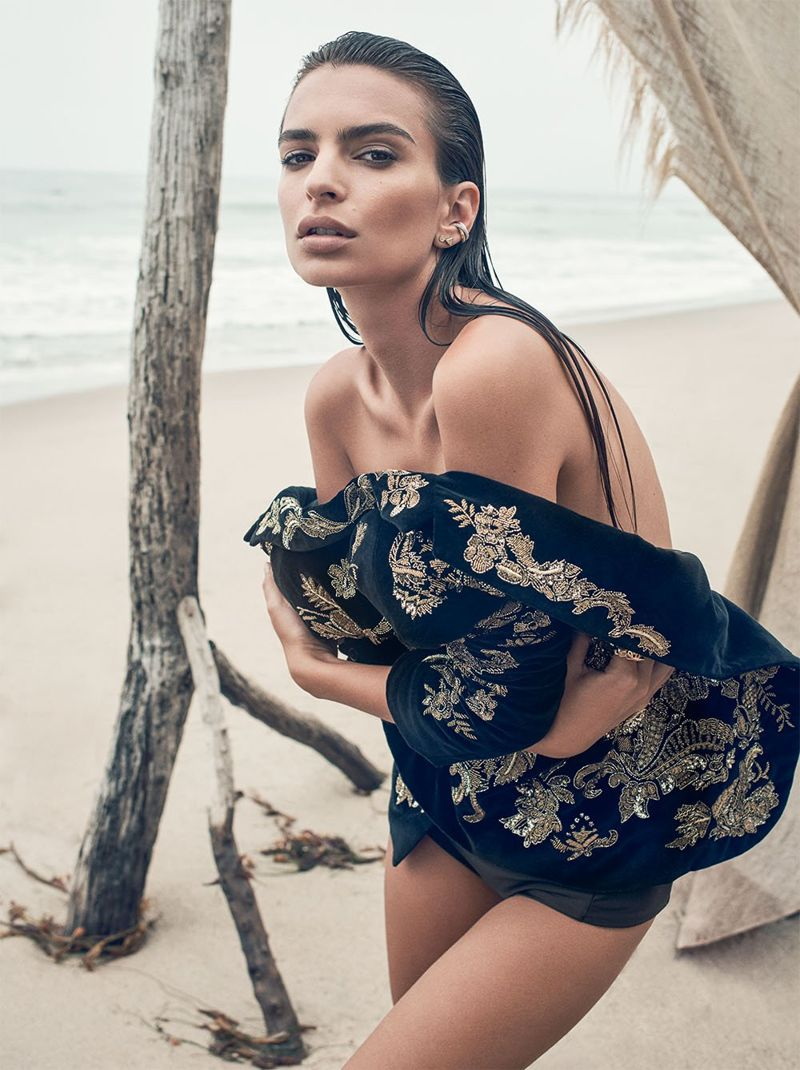 Emily Ratajkowski - C Magazine Photoshoot (September 2016)