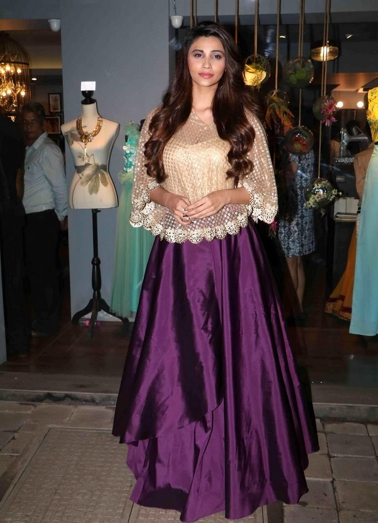 Daisy Shah at Launch of Amy Billimoria's Festive Collection