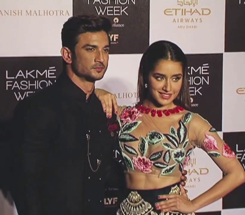 Shraddha Kapoor Walk the LFW Ramp for Manish Malhotra