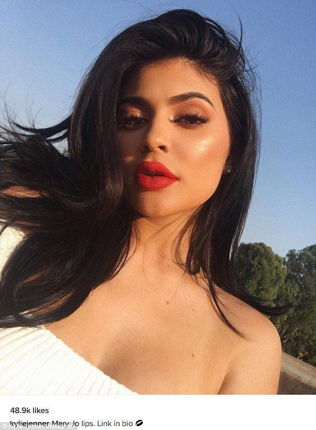 Kylie Jenner Enhanced Another Body Part?