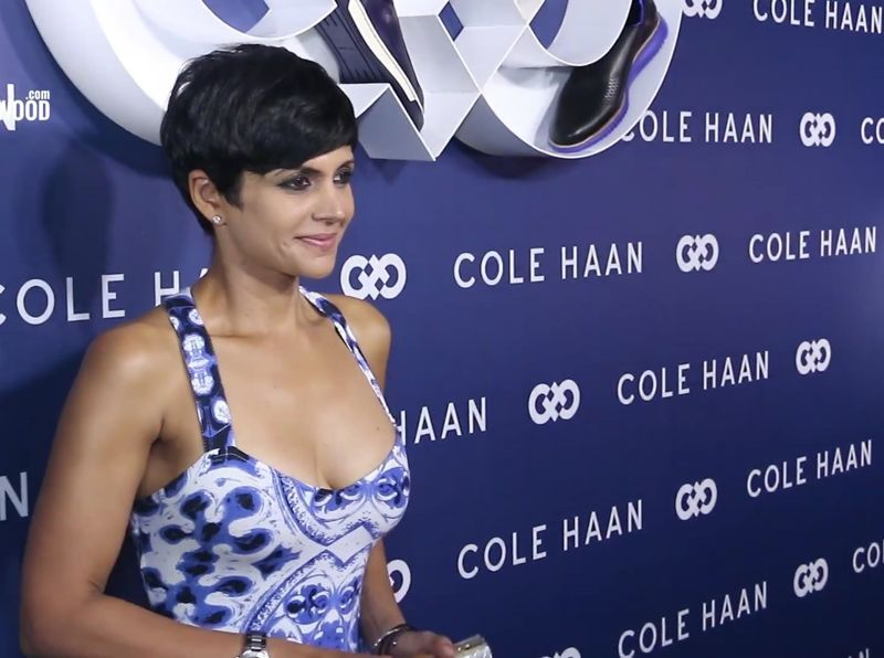 Mandira Bedi at Cole Haan Footwear Launch 2016