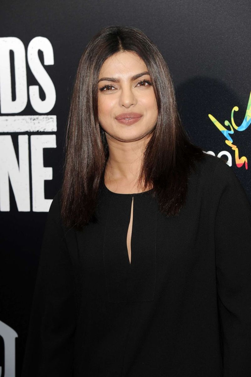 Priyanka Chopra at Hands Of Stone premiere in New York