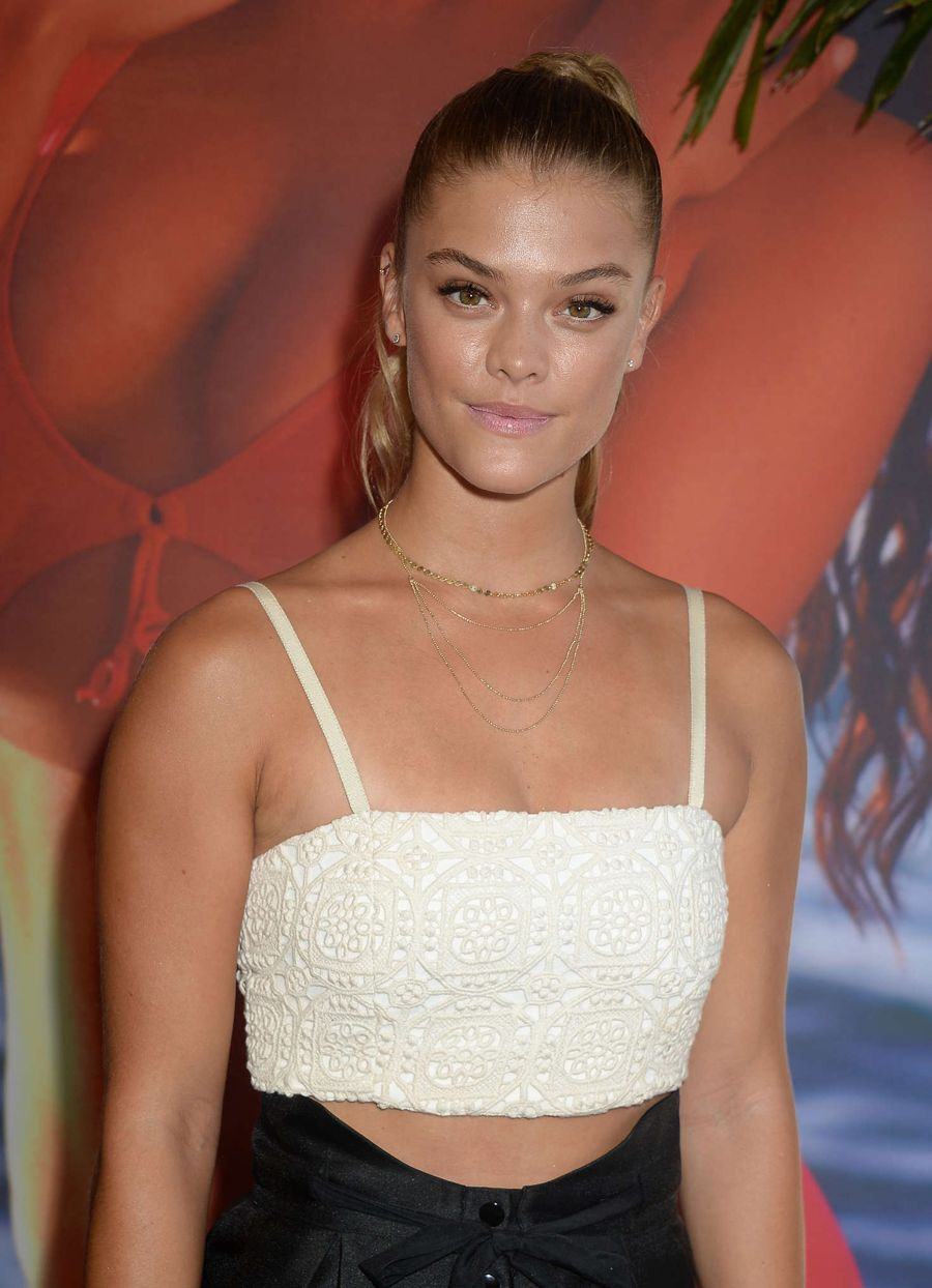Nina Agdal - Sports Illustrated Swim Fan Festival