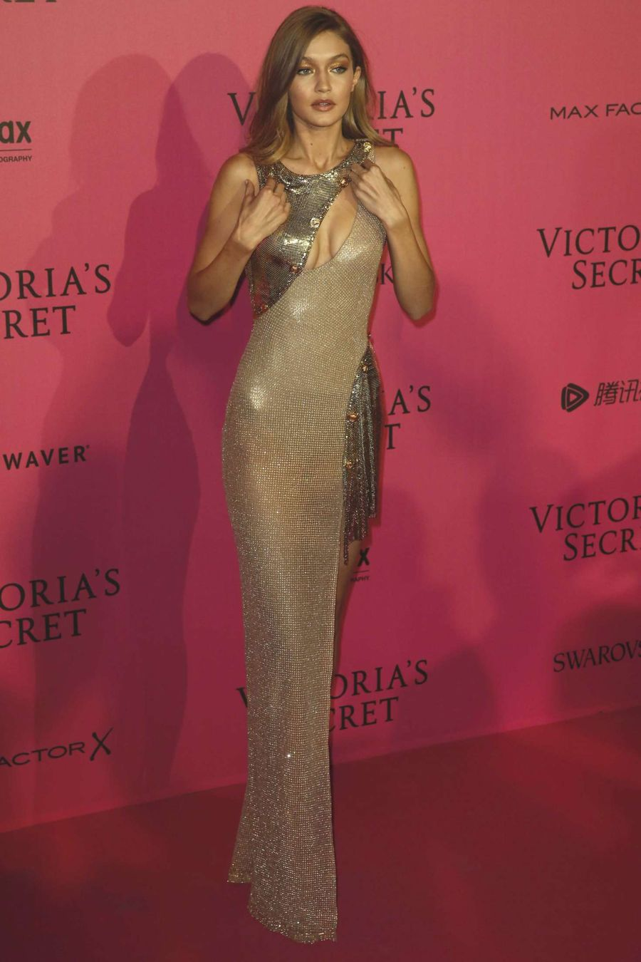 Victoria's Secret Fashion Show 2016 After Party in Paris