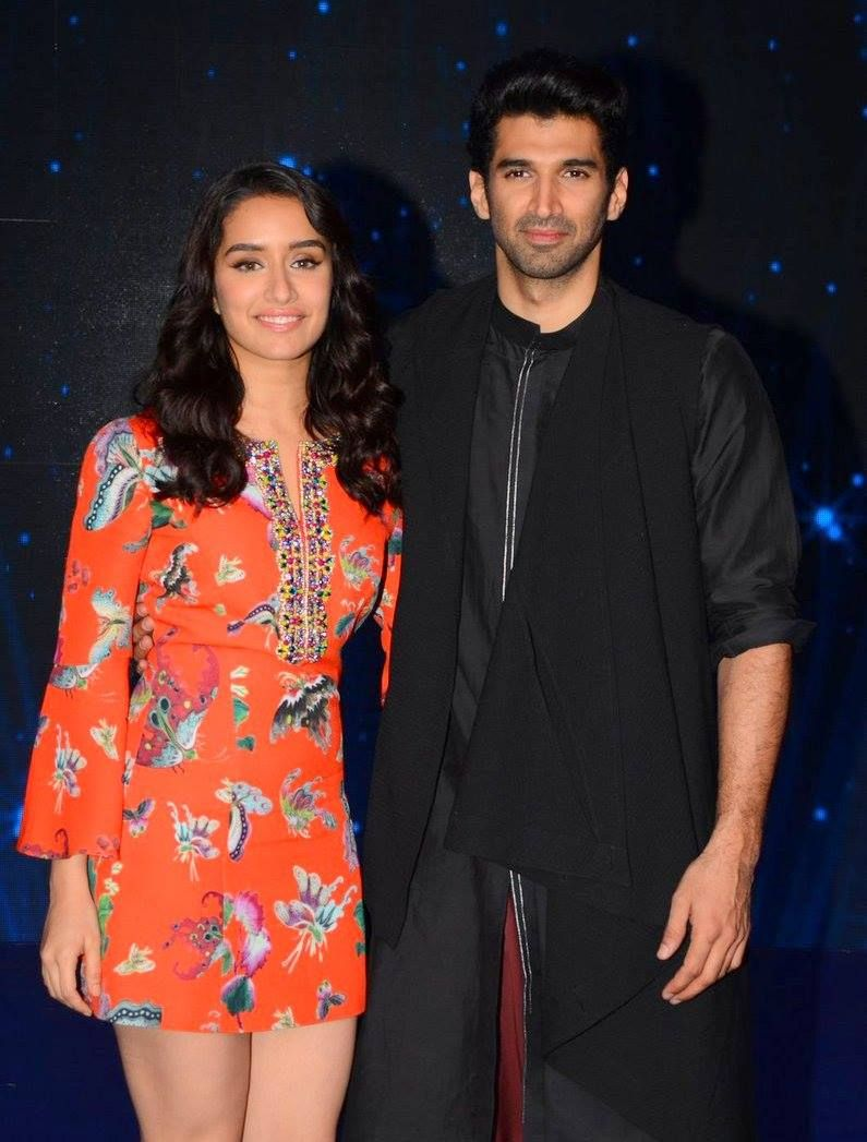Ok Jaanu Promotions On The indian Idol show