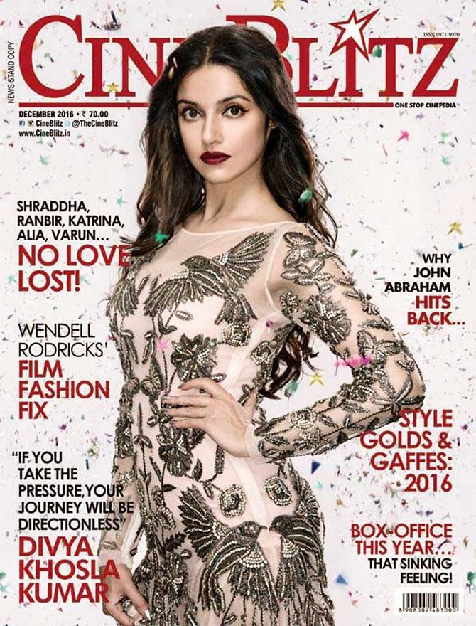 Anushka or Kriti? Who's the hottest cover girl?