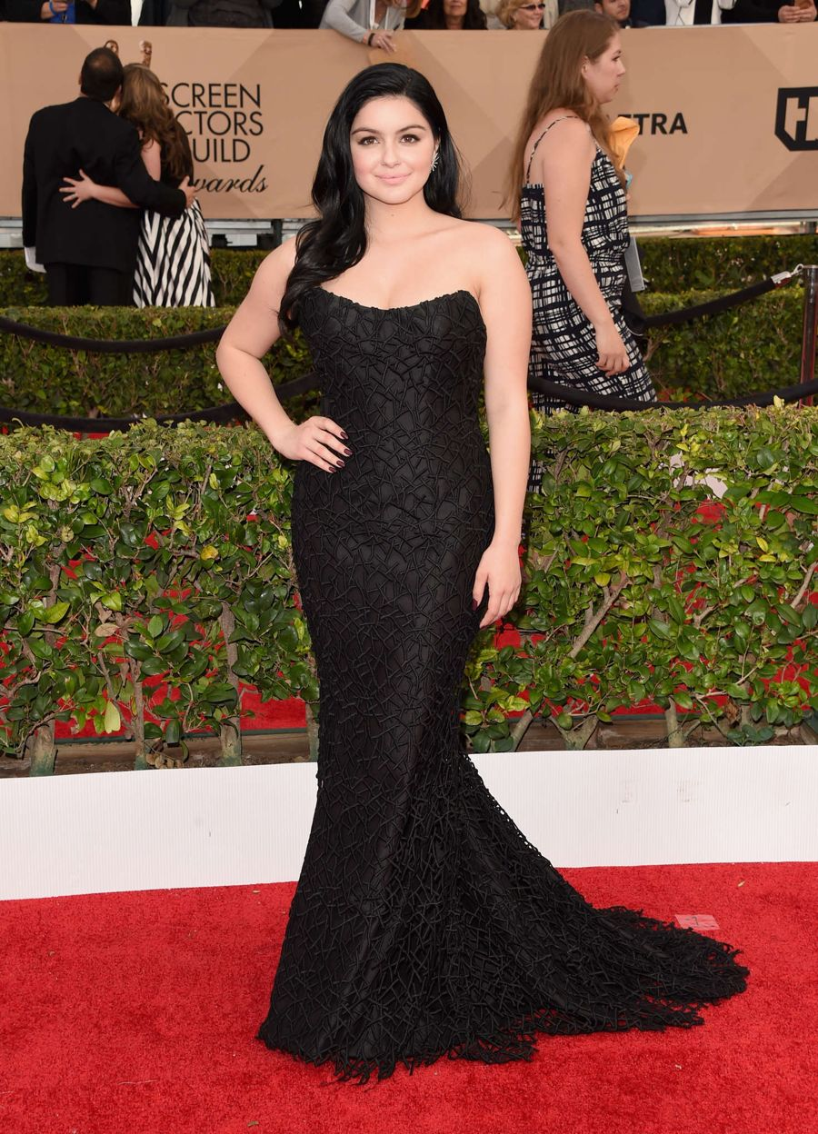 Ariel Winter - Annual Screen Actors Guild Awards
