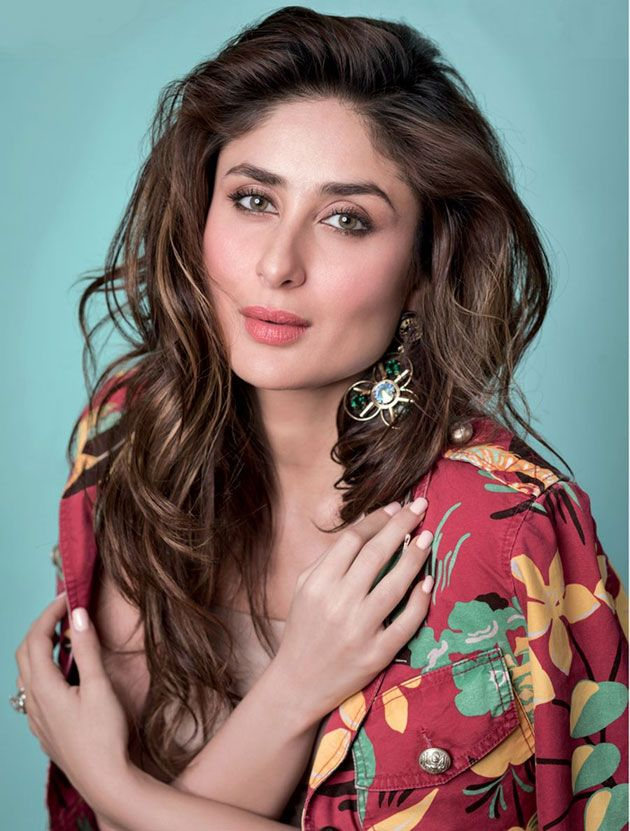 Kareena Kapoor Khan looks spectacular on Elle magazine
