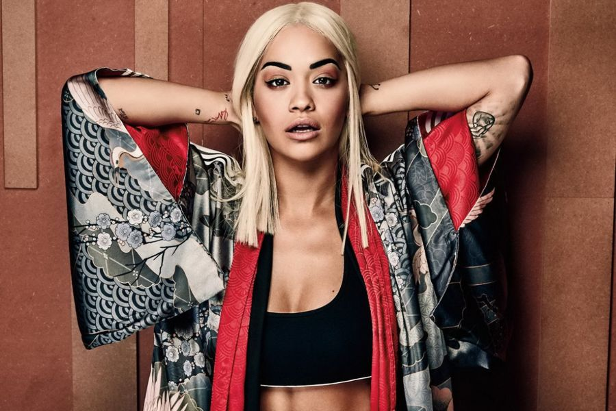 Rita Ora - Adidas Originals Photoshoot 2016