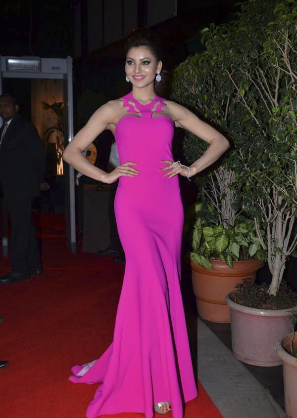 Urvashi Rautela at TopGear India Magazine Awards 2015