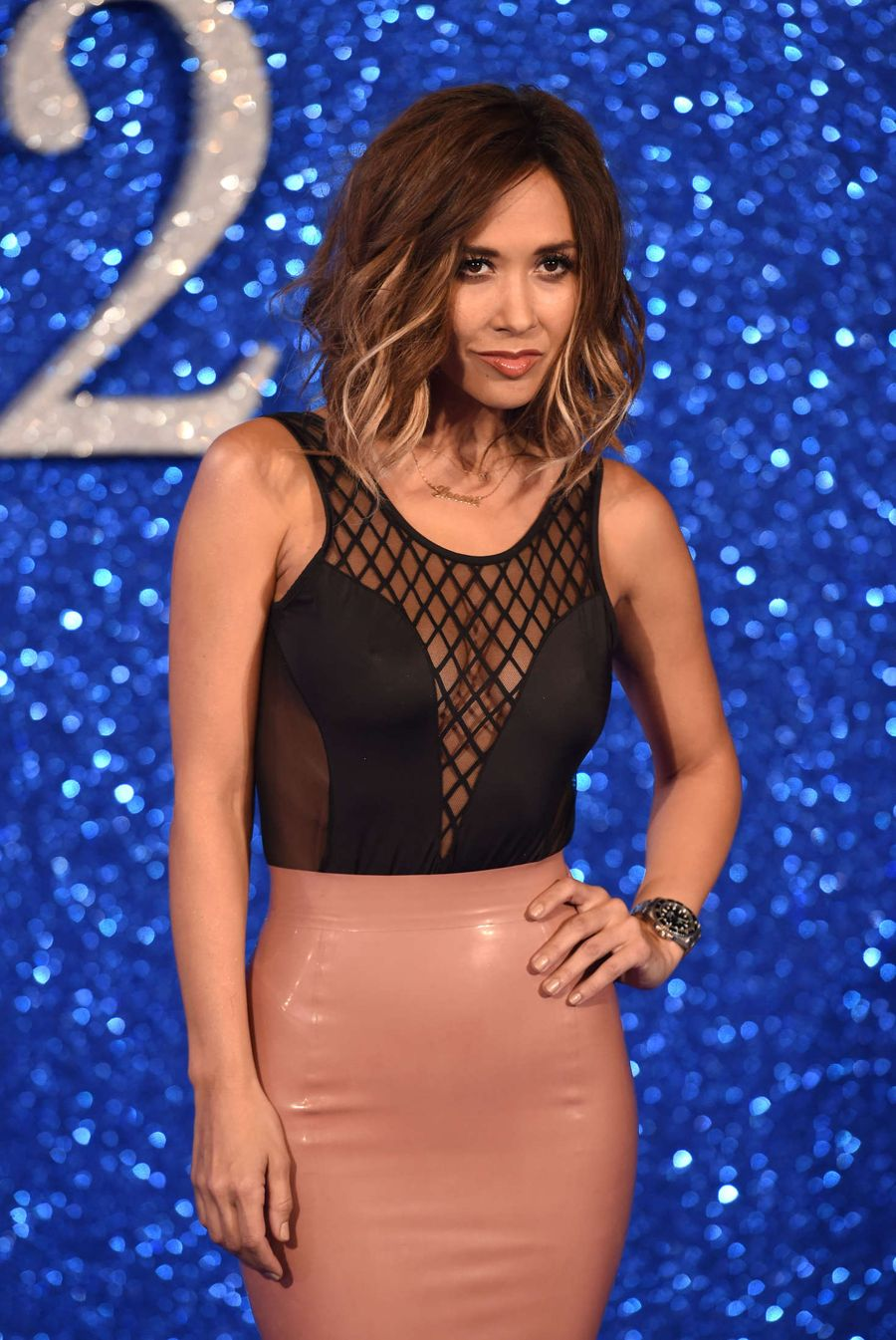 Myleene Klass 'Zoolander 2' Premiere in London