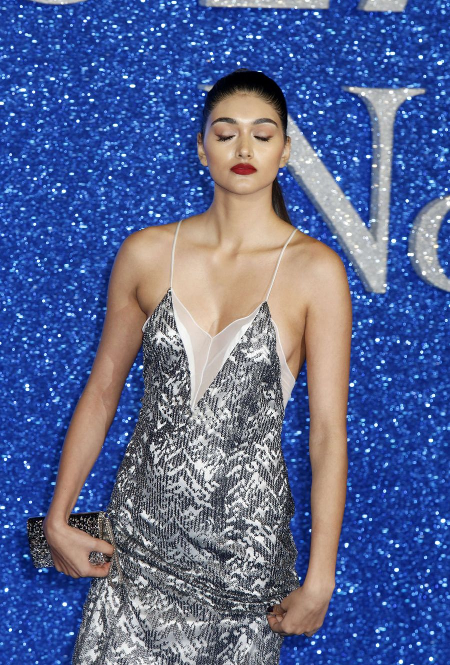 Neelam Gill 'Zoolander 2' Premiere in London