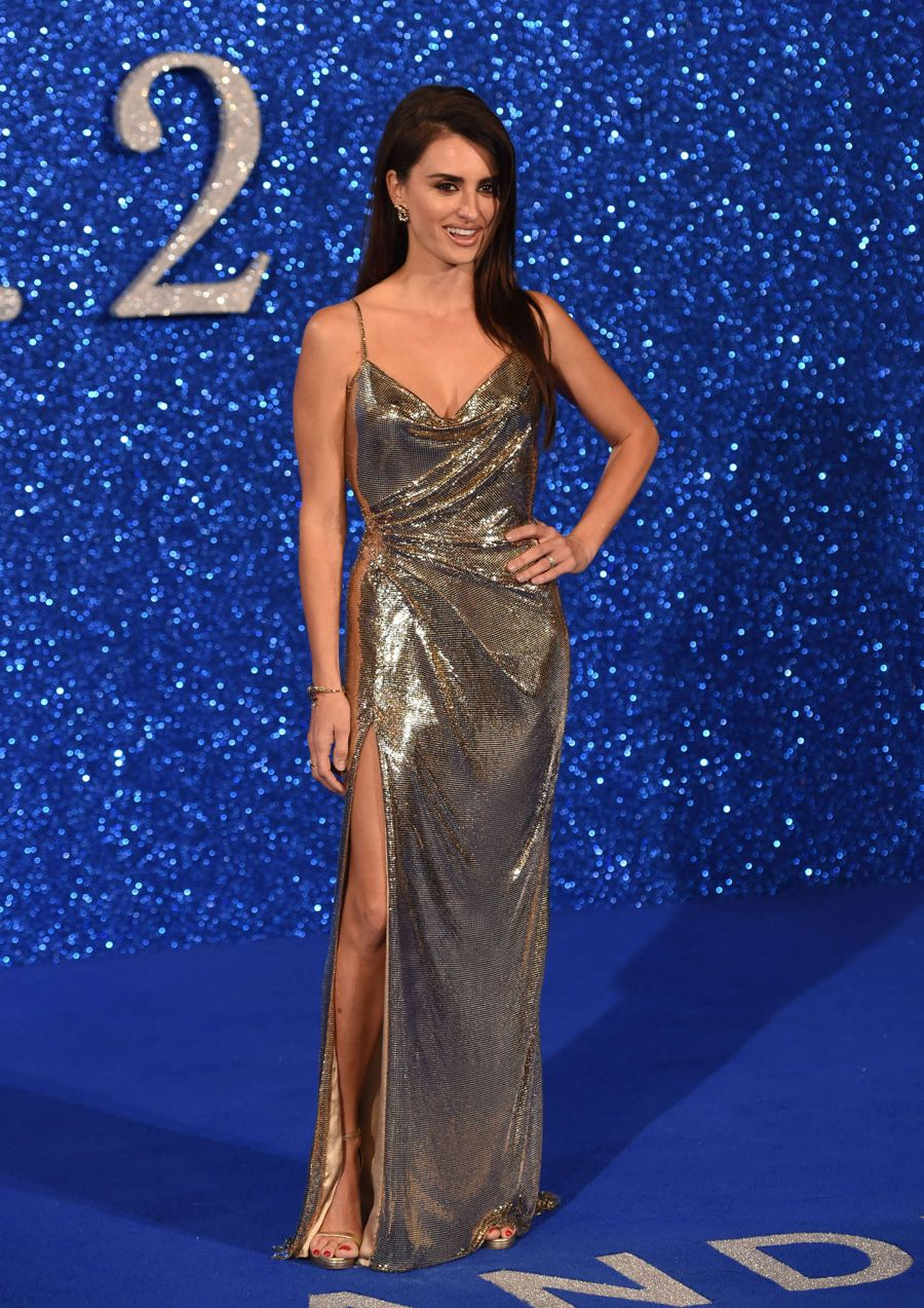 Penelope Cruz 'Zoolander 2' Premiere in London