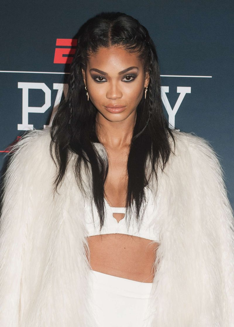 Chanel Iman 2016 ESPN The Party For Super Bowl