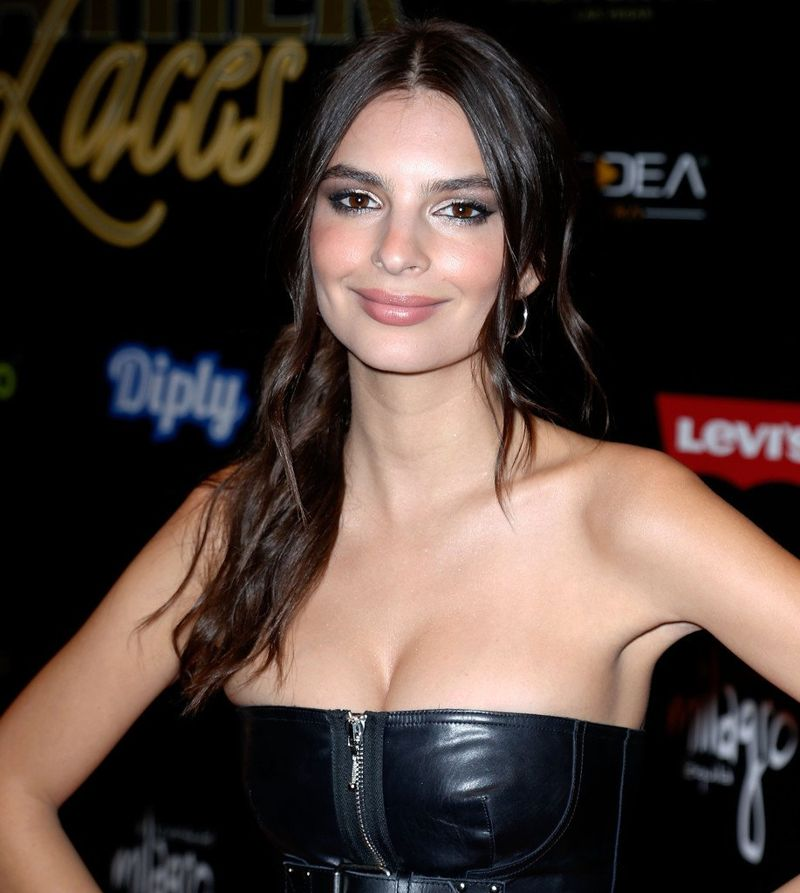 "Emily Ratajkowski - 13th Annual ""Leather & Laces"" Party"