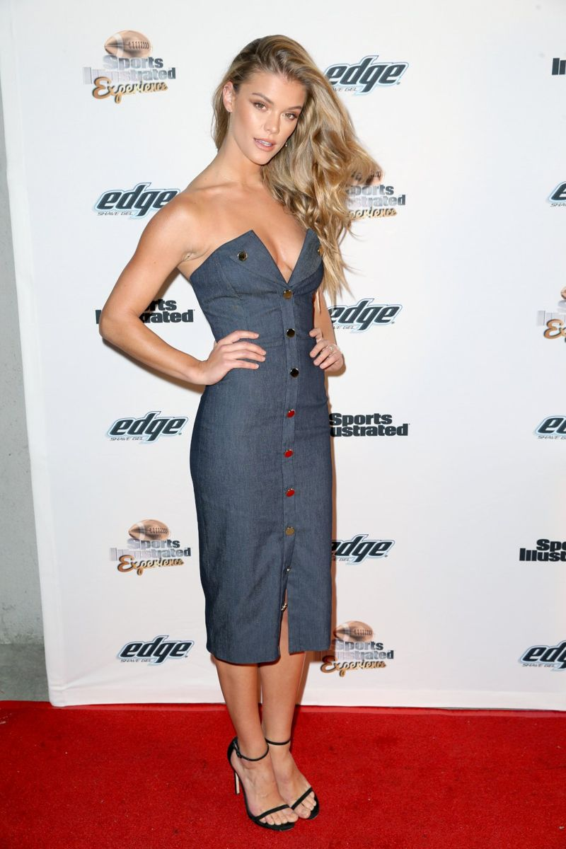 Nina Agdal Sports Illustrated Experience Friday Night Party