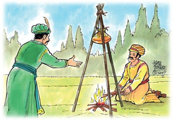 The Stories Of Akbar And Birbal