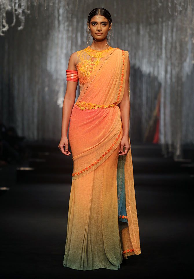 Tarun Tahiliani's latest spring/summer collection