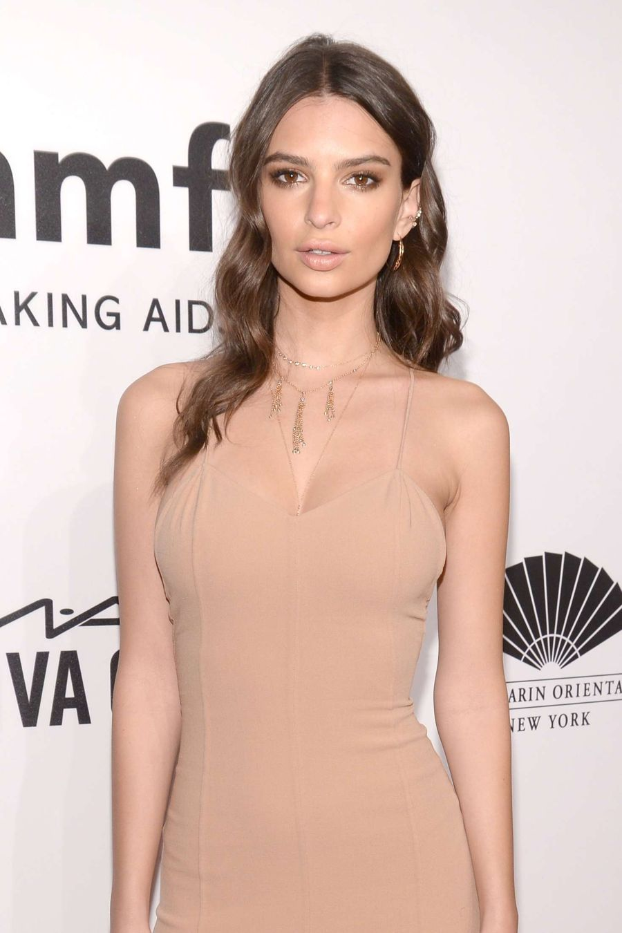 Emily Ratajkowski - 2016 amfAR New York Gala in NYC