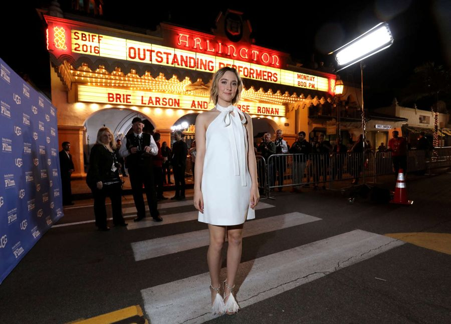 Saoirse Ronan at Santa Barbara Film Festival
