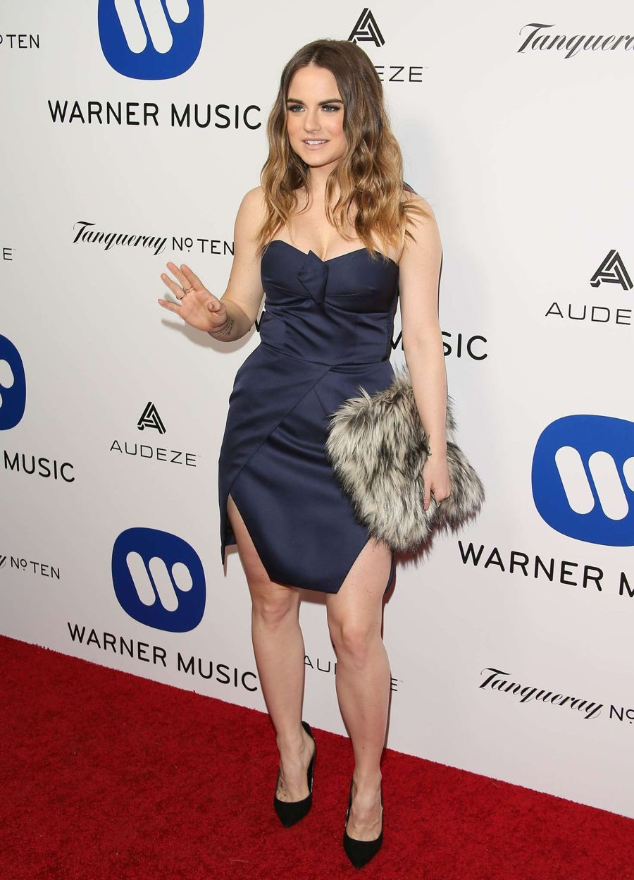 JoJo - Warner Music Group Hosts Annual Grammy 2016