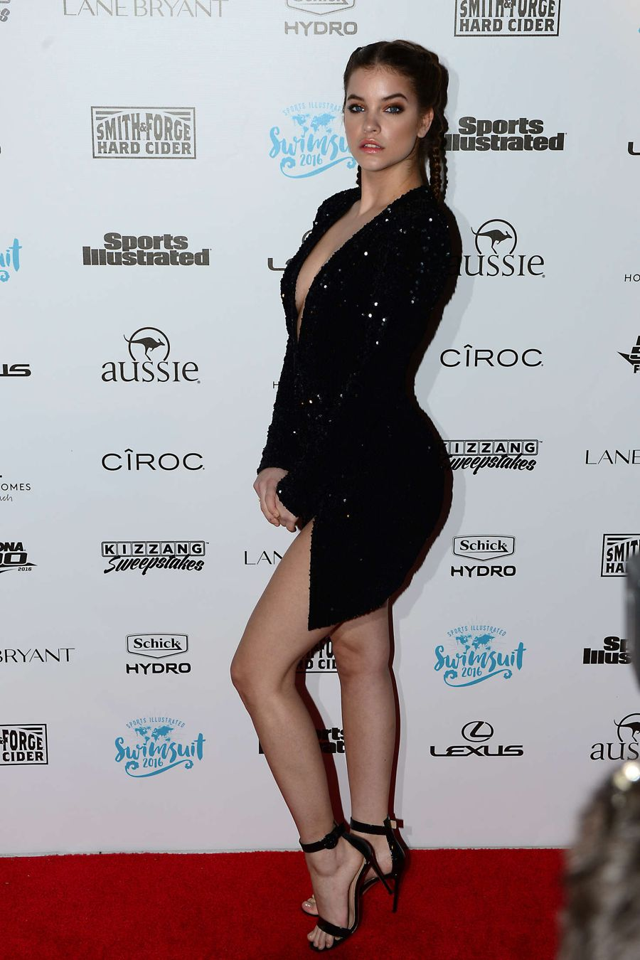 Barbara Palvin - Sports Illustrated 2016 Red Carpet
