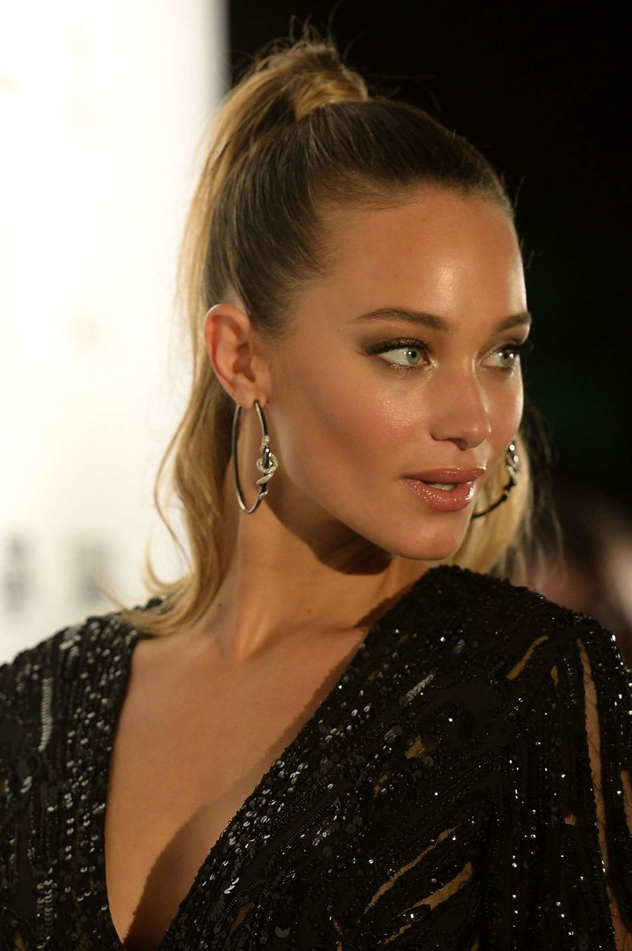 Hannah Davis - Sports Illustrated 2016 Red Carpet