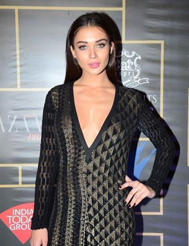 Amy Jackson at Harpers Bazaar Bride 2nd Anniversary Bash