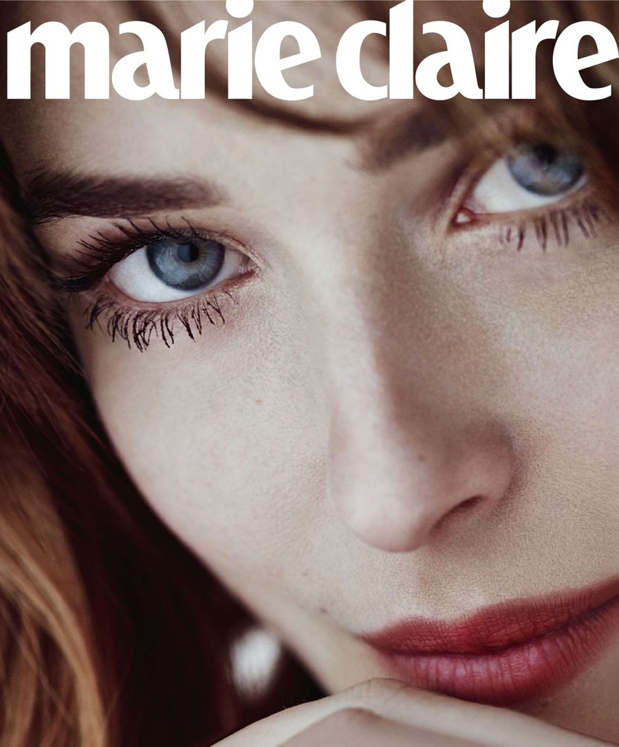 Dakota Johnson - Marie Claire (March 2016)