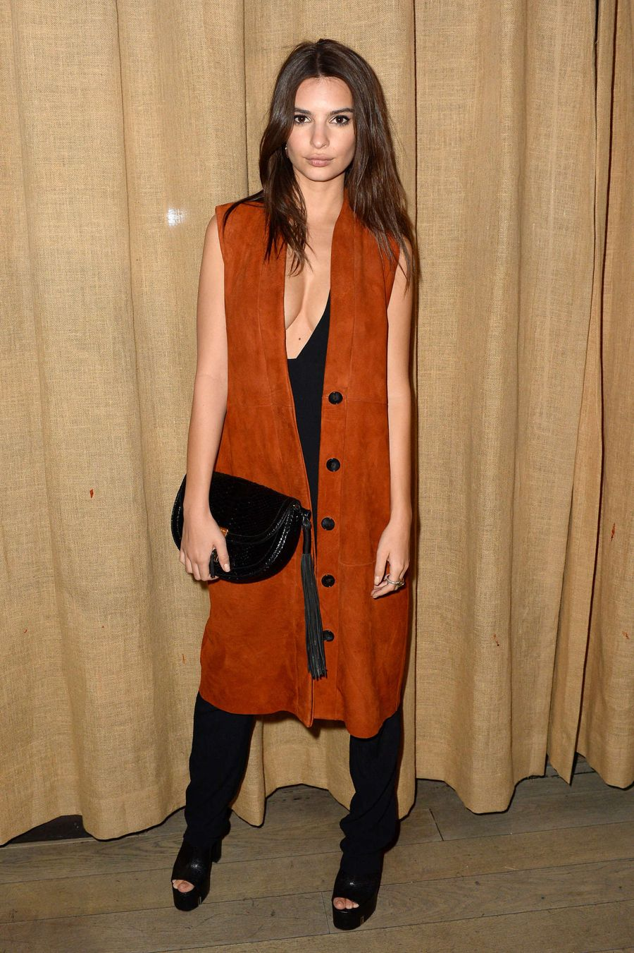 Emily Ratajkowski - Studio Bryce Thompson Showcase
