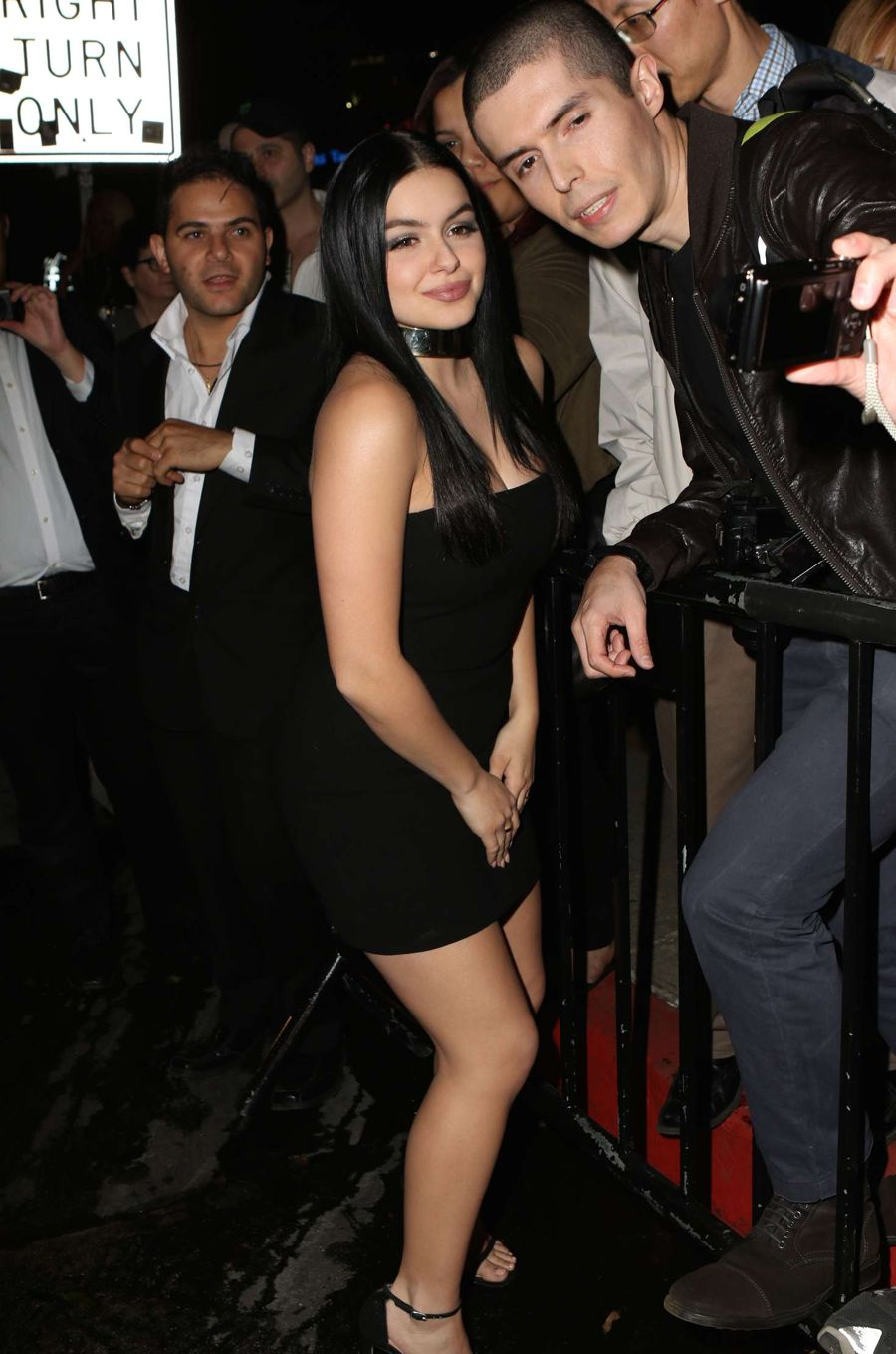 Ariel Winter - Vanity Fair and FIAT Young Celebration
