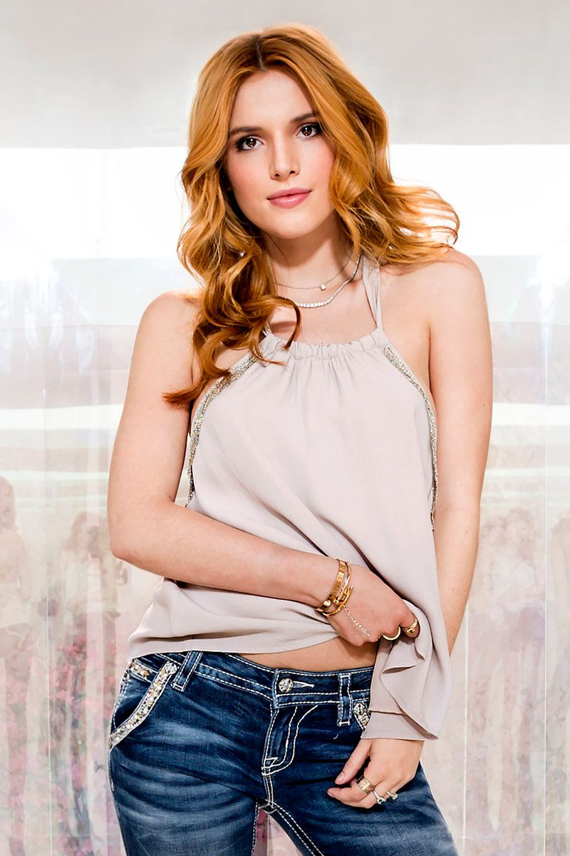 Bella Thorne - Photoshoot for 'Miss Me' Campaign