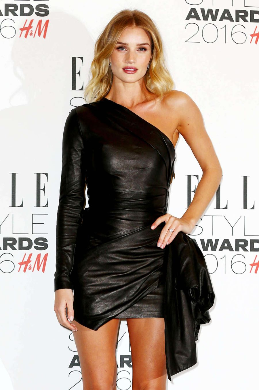Rosie Huntington Whiteley - 2016 Elle Style Awards in London