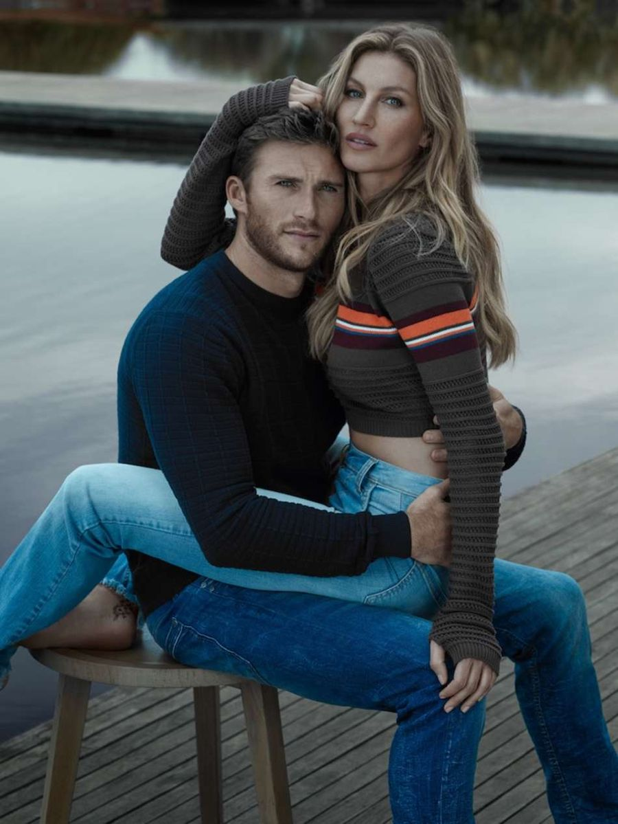 Gisele Bundchen - Gui Paganini for Colcci Fall/Winter 2016