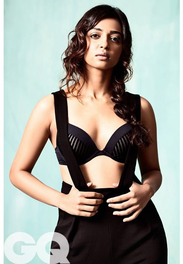 Radhika Apte in GQ Magazine